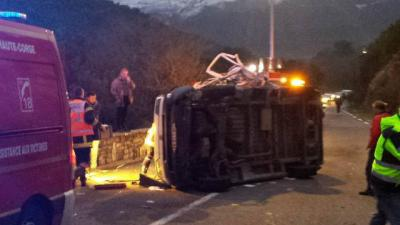accident chasse en corse