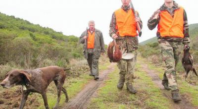 chasse en corse prive