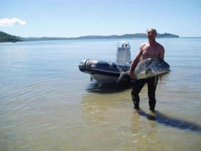 chasse sous marine en corse du sud