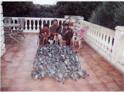 journee chasse en corse