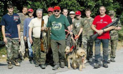 jours d'ouverture de la chasse en corse
