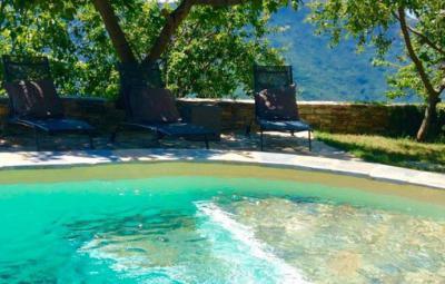 location gite haute corse piscine