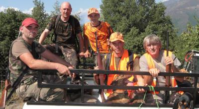 ouverture de la chasse en corse