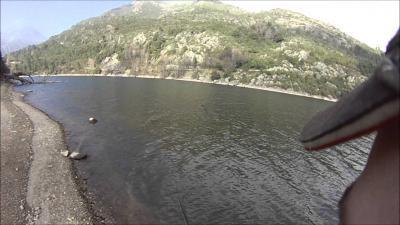peche en lac corse