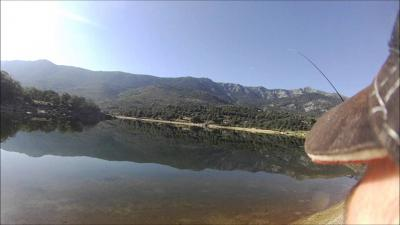 peche en lac en corse