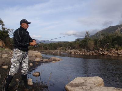 peche en riviere corse du sud