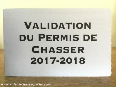 validation permis de chasse en corse